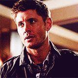 (gif) Dean Rolls His Eyes