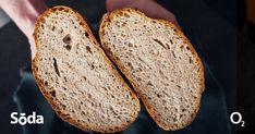 Aj keď už som sa už v množstve upečeného chleba doslova stratil, najmä odkedy pracujem v pekárni, kvások a všetko s ním spojené je pre mňa stále niečo zázračné a ešte teplý bochník kváskového chleba Bread, Food, Basket, Brot, Essen, Baking, Meals, Breads, Buns