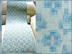 Networked Twill Woven Fabric, cotton, 2013