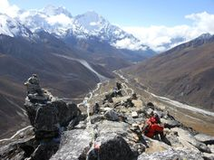 Nepal Shore Trekking destination in Annapurna and Everest area,