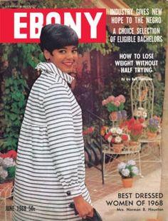 Jet Magazine, Black Magazine, Black History Facts, Black History Month, Ebony Magazine Cover, Magazine Covers, Black Philosophers, Vintage Black Glamour, Vintage Beauty
