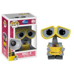 Funko Pop Wall E - gotta have him!