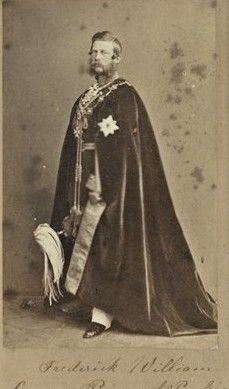 Emperor Frederick iii of Germany King And prussia Princess Victoria, Queen Victoria, German Royal Family, Prussia, The Republic, Emperor, Great Britain, Royals, United Kingdom