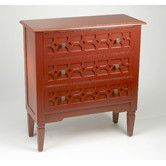 Found it at Wayfair - 3 Drawer Chest