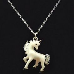 8 x Tibetan Silver Fancy Unicorn Fairy Tale Magical Charm Pendant