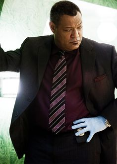 """Jack Crawford. """"His excellent administrative skills were not tempered by mercy"""" - Red Dragon"""