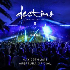 Destino Pacha Ibiza Resort #Ibiza2015