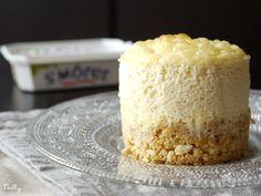 Cheesecake salé au St Môret #recette #fromage #facile