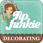 Tip Junkie Decorate- hundreds of decorating tutorials and home improvement projects