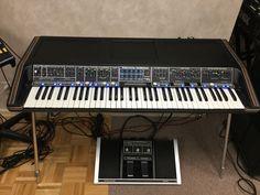 MATRIXSYNTH: Polymoog 203a Keyboard Synthesizer with original 2...