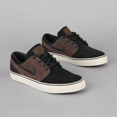 Nike Sb Stefan Janoski Baroque Brown / Black - Birch