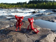 Create your own Yarny from Unravel! Here is a guide how to do it. I'd love to have some of these.