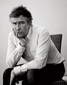 Steve Coogan. (If you haven't see Hamlet 2, then you should go watch it right now)
