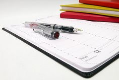 Fountain Pen Friendly Planners | Writer's Bloc Blog