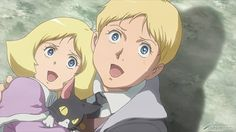 Gundam: The Origin I – i primi sette minuti sono online!