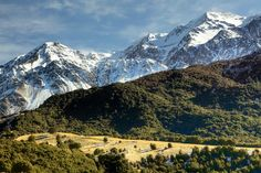 Kaikoura Ranges, Canterbury, South Island, New Zealand
