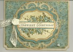 Apothecary Art Birthday by barbaradwyer82 - Cards and Paper Crafts at Splitcoaststampers