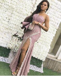Alluring Aso Ebi Styles for Beautiful Ladies - DarlingNaija African Wear Dresses, African Wedding Dress, Latest African Fashion Dresses, Nigerian Fashion, Nigerian Dress, Ankara Dress Styles, Lace Gown Styles, Aso Ebi Lace Styles, African Lace Styles
