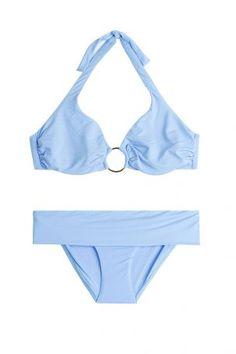 Melissa Odabash Melissa Odabash Triangel-Bikini Brussels – Violett