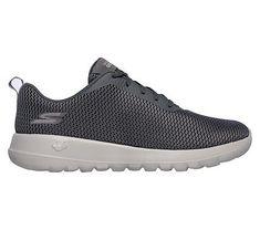Skechers Men's GOwalk Max Effort Slip On Sneakers (Charcoal)
