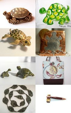 Turtlely Cool by Suzanne Edwards on Etsy--Pinned with TreasuryPin.com #integritytt
