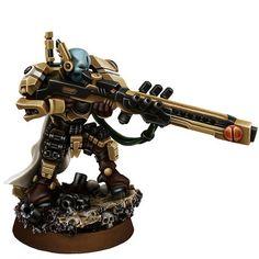 Greater Good Deep Strike Veteran Far Taker - Wargame Exclusive [Can be Tau]