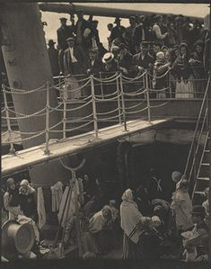 Immigrants in Steerage, 1907