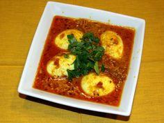 Yummy Egg Curry DIY Tutorial from Fusion Food