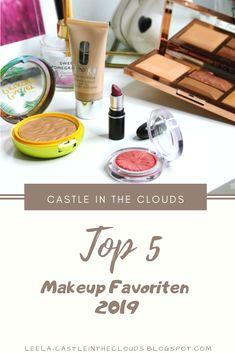 Welche Produkte mich im vergangenen Jahr 2019 so richtig begeistert haben und warum? Das liest du jetzt auf dem Blog! #beautyreview Blog, Make Up, Hacks, German, Castle, Clouds, Content, Inspiration, Website