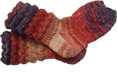 "Ravelry: Socks ""Syltasockor"" pattern by Elisabeth Viking Bed Socks, Patterned Socks, Needles Sizes, Fingerless Gloves, Arm Warmers, Ravelry, Knit Crochet, Stitch, Wool"