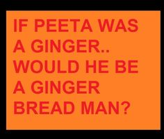 Hunger Games Humor / Funny Pics / Pictures