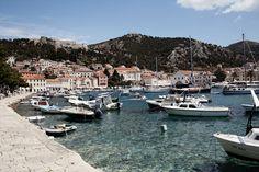 Hvar, Croatia.  Photo by Nick Tucker.
