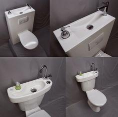 Wici Concept Le mini lave-mains pour Wc