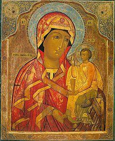 Shuiskaya-Smolensk Icon