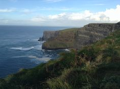 The Cliffs of Moher are stunning in pictures, but being there in person is a whole other experience!  Highly recommended!