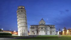 Fridge Magnet - Leaning Tower Of Pisa - Large - Piza Italy Santa Maria, Cool Pictures, Cool Photos, Amazing Photos, Pisa Tower, France Eiffel Tower, Tuscany Italy, Pisa Italy, Pyramids Of Giza