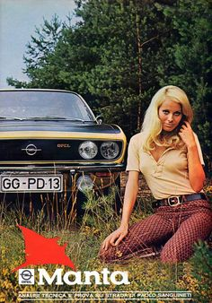 .Opel Manta