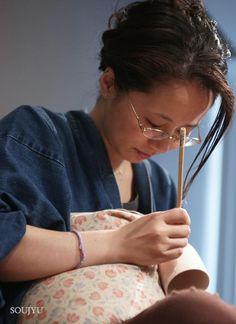 陶芸家、職人、陶芸職人/craftsman