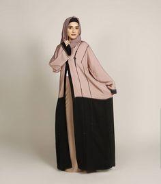 HALF BLUSH ABAYA   www.missabaya.com  #missabaya #abaya #abayamurah #fashion #londonfashion #dubaifashion #muslim #muslimah #muslimahfashion #ootd #monday #black #rose #modest #modestfashion #wiwt #ootn #outfitoftheday #instagram #islam #islamic #fashionweek #photography #photoshoot #photograph #pictures #picture #pictureoftheday #black