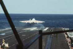 A-6 Intruder Catapulted From USS Midway
