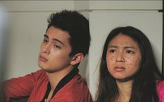 James Reid and Nadine Lustre in Diary ng Panget #2014
