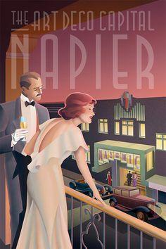 Art Deco Glamour by Stephen Fuller