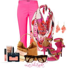 I Dream of Jeannie #2, created by lashandanista on Polyvore