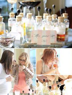 Perfume bar