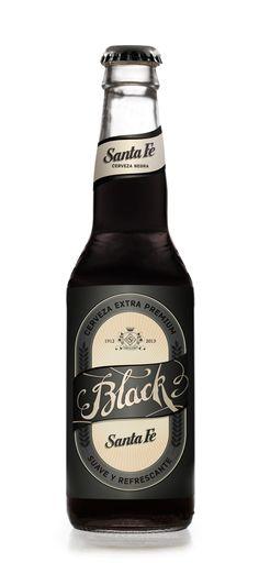 Beer Packaging - Santa Fe on Behance beer mxm