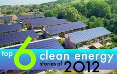 Inhabitat's Top Clean Energy Stories of 2012 – Vote for Your Favorite!
