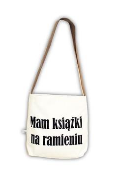 Świetna torba nie tylko na książki :)