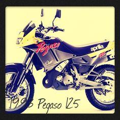 1993 #Aprilia Pegaso 125