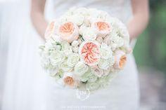 Rose bouquet/Courtney & Nick//LSL Event Design