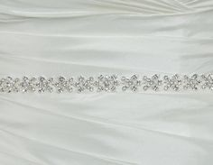 Bridal Classics Style #BELT-27 Available at It's Your Day Bridal Boutique. 1661 Front Road, LaSalle, Ontario 519-978-5003
